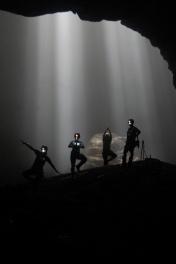 Caving Tour