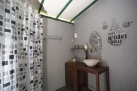 Pavillion Shower + Sink