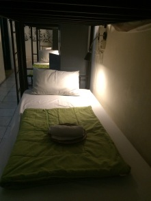 Beds in Dormitory Room